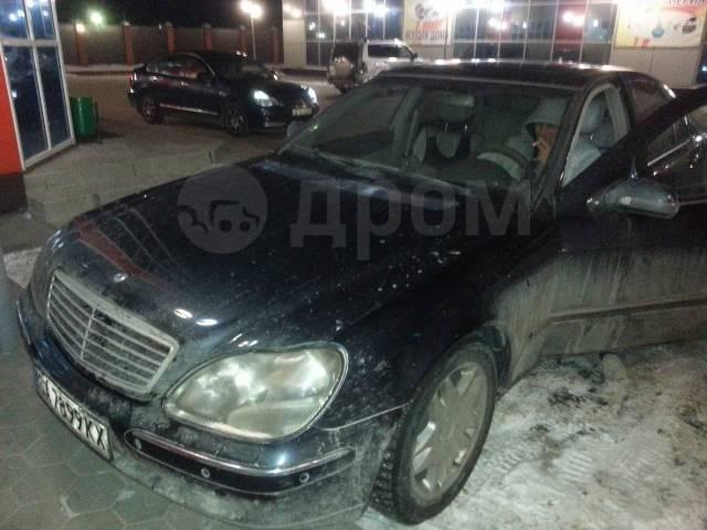Двигатель в сборе. Mercedes-Benz: S-Class, G-Class, M-Class, E-Class OM628, OM628DE40LA, OM628DE40