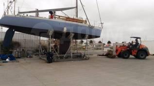 Продам парусную яхту Takai 39. Длина 11,50м., 1988 год