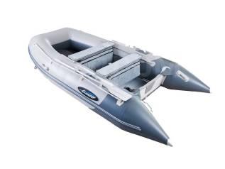 Лодка ПВХ Gladiator HD 390 AL оф. дилер Мототека