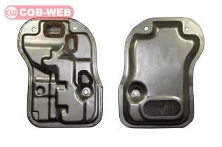 Фильтр трансмиссии с прокладкой поддона COB-WEB 111960-01 35330-50010