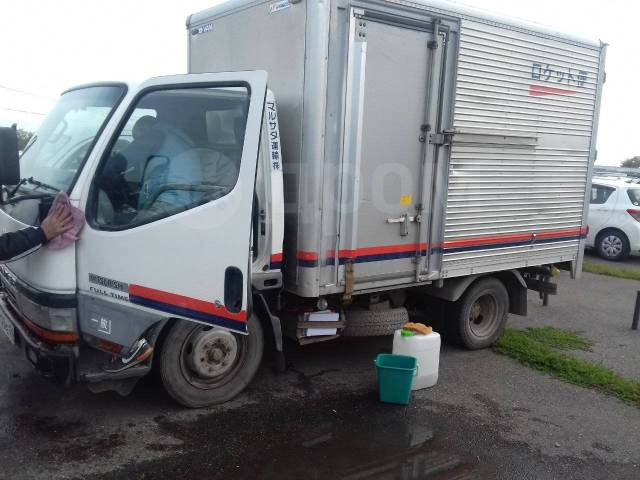 Mitsubishi Canter. Продается грузовик , 4 300куб. см., 3 000кг., 6x2