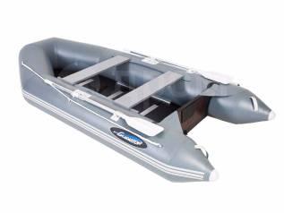 Лодка ПВХ Gladiator A 340 ТК оф. дилер Мототека