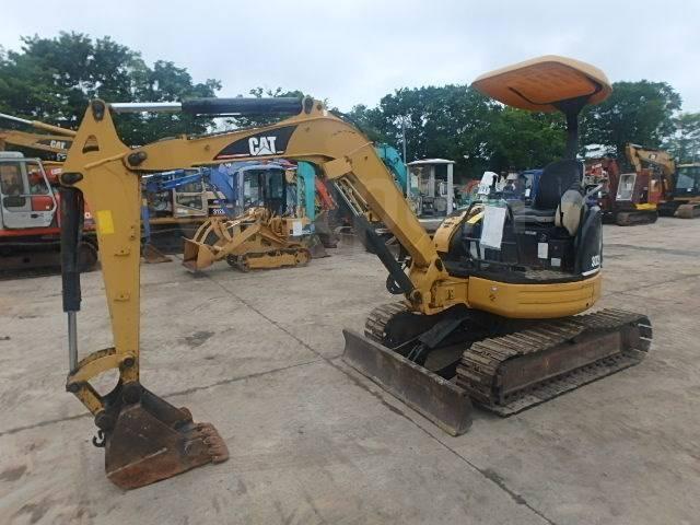 Caterpillar 303CR. Мини экскаватор объем ковша 0,11 куб м, 0,11куб. м. Под заказ