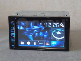 Carrozzeria FH-6100DVD Процессор DSP USB MP3 CD/DVD DivX AUX - Япония!