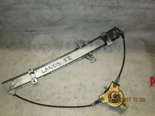 Стеклоподъёмник механический передний правый Chevrolet Lanos