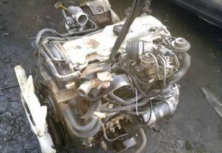 Двигатель в сборе. Toyota Land Cruiser Prado, LJ78, LJ78G, LJ78W 2LTE