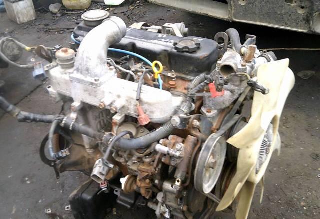 Двигатель в сборе. Nissan Terrano, LR50, LUR50, LVR50, PR50, R50, RR50, TR50 TD27T, TD27TI