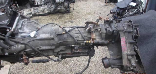 Продажа АКПП 12223 на Mitsubishi Delica P35W 4D56-T V4AW2
