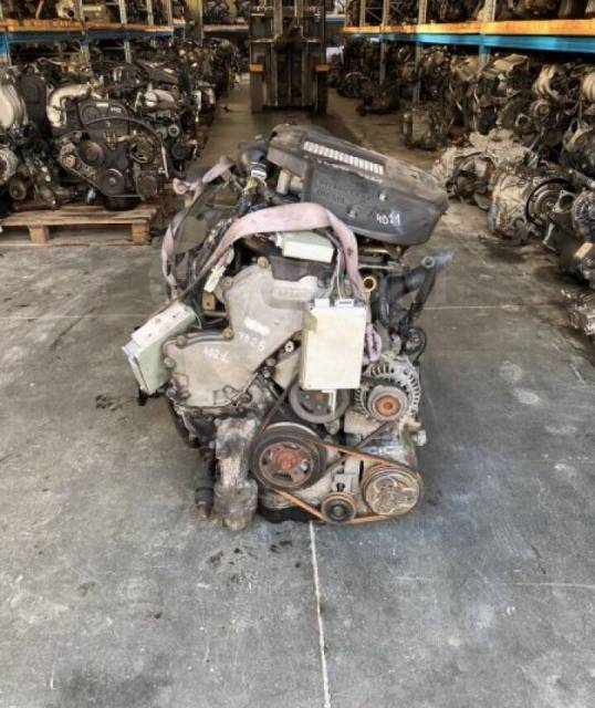 Двигатель в сборе. Nissan Serena, PNC24, TNC24, VNC24 YD25DDTI