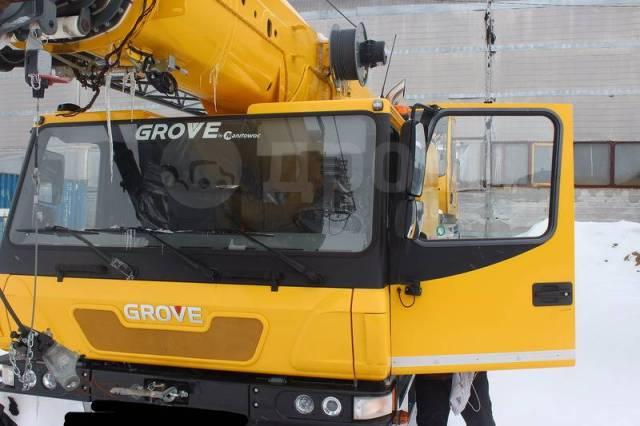 Grove GMK4080-1. Grove GMK 4080, 12 500куб. см., 66,00м.