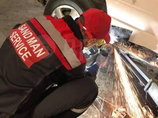 Пескоструй сварка ремонт рам усиление Рамы Антикор Кузовной ремонт
