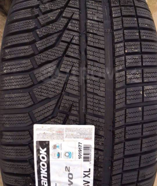 Hankook Winter i*cept Evo2 W320, 255/40 R19