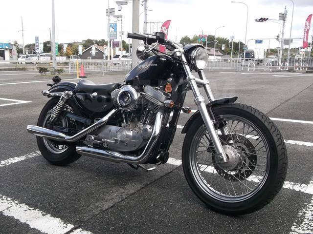 Harley-Davidson Sportster 883 Hugger XLH883. 883куб. см., исправен, птс, без пробега. Под заказ