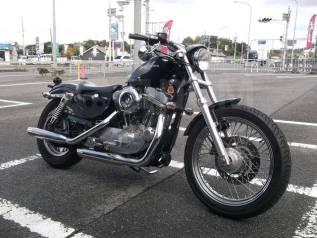 Harley-Davidson Sportster 883 Hugger XLH883