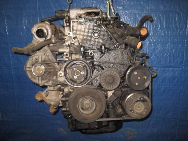 Двигатель в сборе. Saab 9-3 Saab 9-5 Opel Sintra Opel Frontera, 6B, 5, MWL4 X22DTH, Y22DTH
