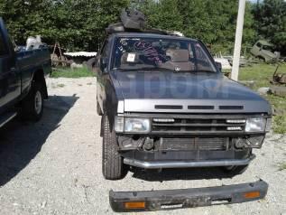 Продам двигатель TD27 на Nissan Terrano WBYD21