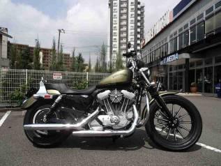 Harley-Davidson Sportster Superlow XL883L, 2009