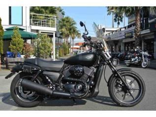 Harley-Davidson Street 750 XG750, 2014