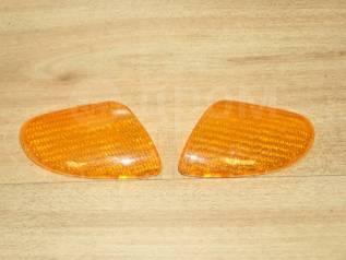 Стекло указателей поворотов передние Honda Suzuki Yamaha