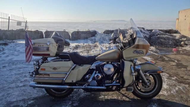 Harley-Davidson Tour Glide Classic FLTC. 1 340куб. см., исправен, птс, без пробега