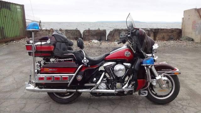 Harley-Davidson Electra Glide Ultra Classic FLHTCU. 1 339куб. см., исправен, птс, без пробега