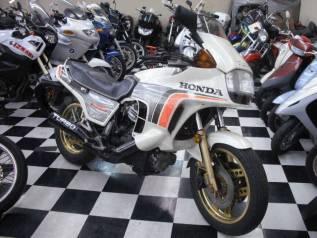 Honda CX 500 Turbo, 1982