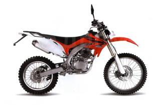 Мотоцикл Кросс 250см3 XR250FA, 2019