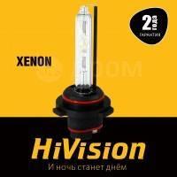 Лампа ксеноновая HiVision D4R 5000K, 2шт