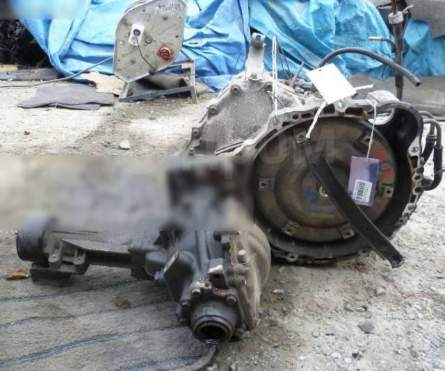 АКПП. Toyota Harrier, MCU15W 1MZFE