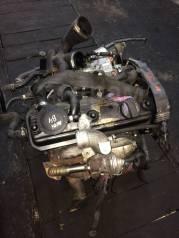Двигатель (ДВС) AHU на VW Passat B5 объем 1,9 л. дизель