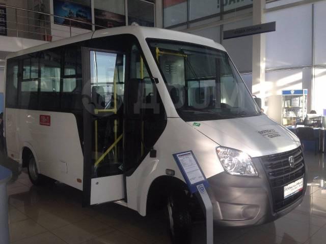 ГАЗ ГАЗель Next. Пригородный автобус Газель Next, 18 мест