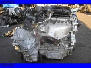 Двигатель MR20DE на Nissan
