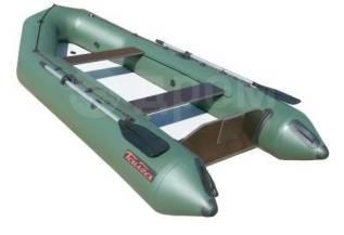 "Лодка ""Тайга-270"" надувное дно Airdeck. Можно в кредит!"