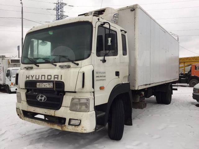 Hyundai HD170. , 110 000куб. см., 10 000кг., 4x2