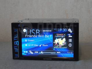Carrozzeria FH-6100DVD Процессор DSP, USB, MP3 CD/DVD DivX, AUX, Phone