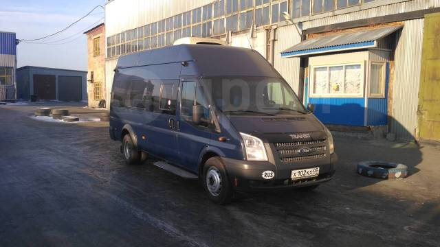 Ford Transit. Продается автобус Tourist, 18 мест