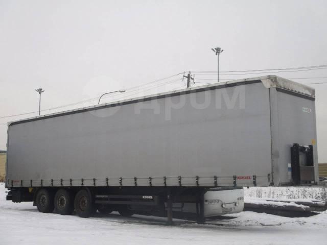 Kogel. штора (2011) без пробега по рф, 35 000кг.