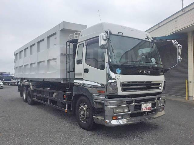 Isuzu Giga. Мультилифт контейнер Isuzu GIGA, 10 000куб. см. Под заказ