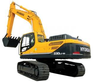 Hyundai R330LC-9S. Продается гусеничный экскаватор Hyundai R330LC-9s, 1,60куб. м.