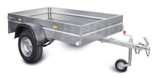 Прицеп МЗСА 2м*1,1м для мототехники и грузов до 500 кг