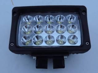 Фара светодиодная серии X004-45W универсальная 15 диодов