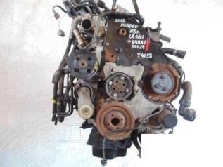 Двигатель (ДВС) Ford Mondeo IV 2007-2008 1.8л Дизель TDCI QYBA