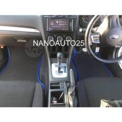 Модельные коврики Наноавто Subaru XV (2012-2017) Правый руль