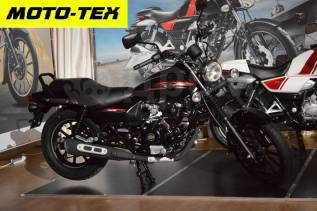 Мотоцикл BAJAJ Avenger Street 220 черный,Оф.дилер Мото-тех, 2020
