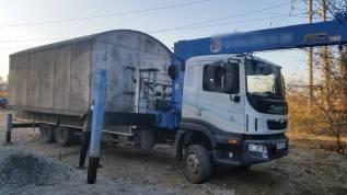 Услуги эвакуатора, стрела 6 тонн, перевозка гаражей-кантейнеров; Метал 12