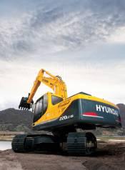 Hyundai R220LC-9S. Продается гусеничный экскаватор , 1,10куб. м.