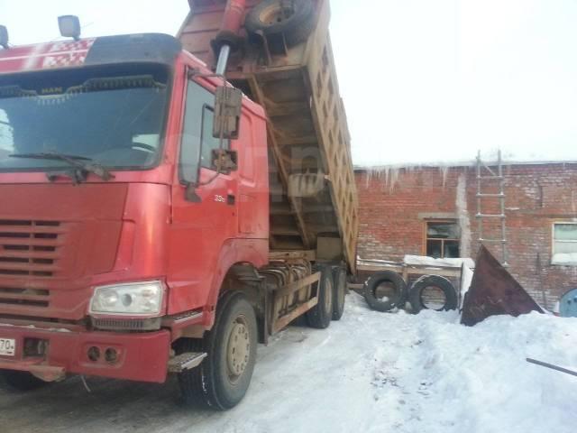 Howo A5. Продается грузовик XOWO, 9 800куб. см., 25 000кг., 6x4