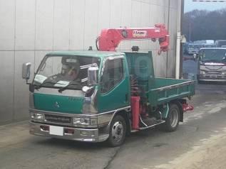 Isuzu Elf. Самосвал с Краном ! Mitsubishi Canter, 4 600куб. см., 4x2. Под заказ