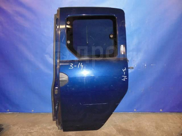 Дверь боковая. Honda Element, YH1, YH2