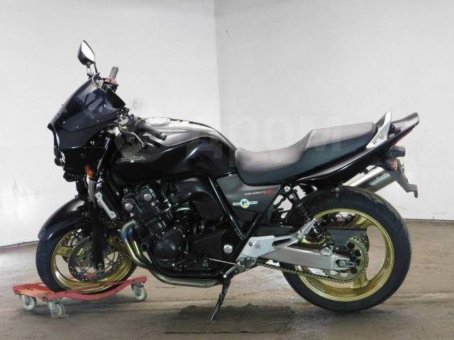 Honda CB 400SFV. 400куб. см., неисправен, птс, без пробега. Под заказ